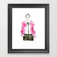 Sass + Bide Framed Art Print