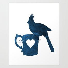 Cardinal (Bird) Art Print