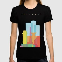 Shapes of Tel Aviv T-shirt