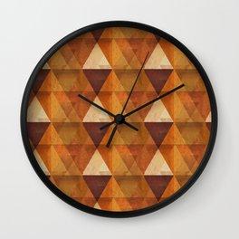 Honey Love Wall Clock
