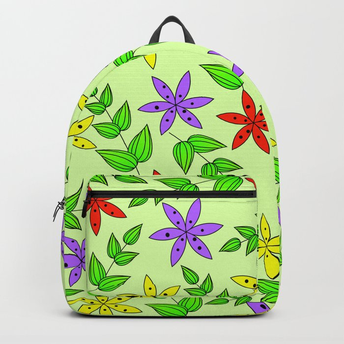 Pattern Q Backpack