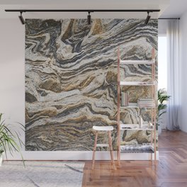 Marble layers Wall Mural