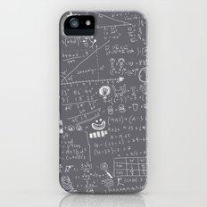 Maths Slim Case iPhone (5, 5s)