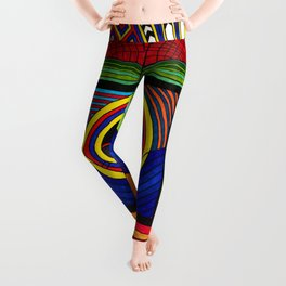 Weeping Buddha 5 Leggings