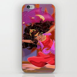 Dance Dance Dance iPhone Skin