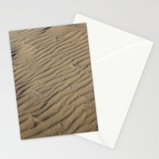Lines in Sand Color Nature Photo Stationery Cards