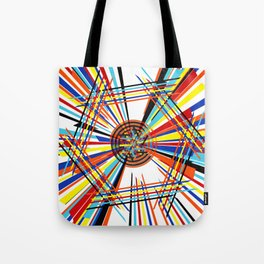 Hexagram Number Two, or Three? Tote Bag
