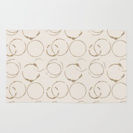 Coffee Stains Rug