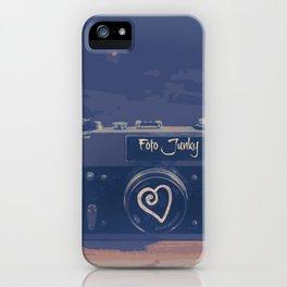 Foto Junky iPhone Case