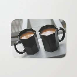 Coffee for Two Bath Mat