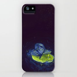 Nenuphar iPhone Case