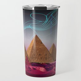 There's something out there Travel Mug