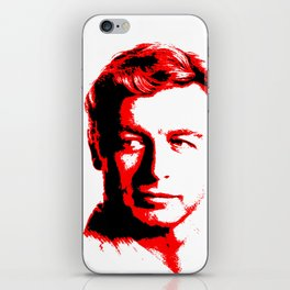 The Red Mentalist iPhone Skin