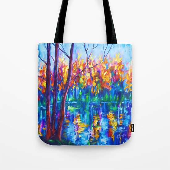 The River Song Tote Bag