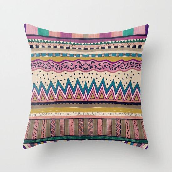 KOKO Throw Pillow