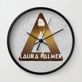 Bastille #1 Laura Palmer Wall Clock