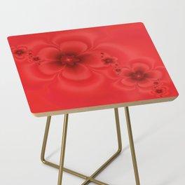 Remembrance Fractal Side Table