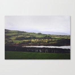 A Welsh memory Canvas Print