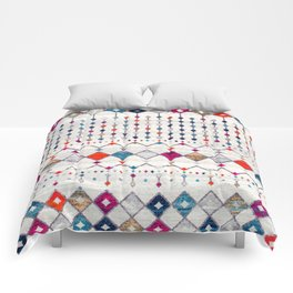 (N9) Modern Traditional Moroccan Artwork. Comforters