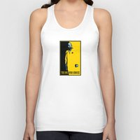 scarface Tank Tops featuring The One Who Knocks by WinterArtwork