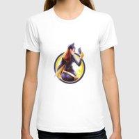 batgirl T-shirts featuring Batgirl by kcspaghetti