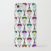 rap iPhone & iPod Cases featuring Rap Music by Amy Staton