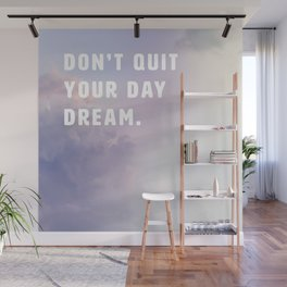 Day Dreaming Wall Mural