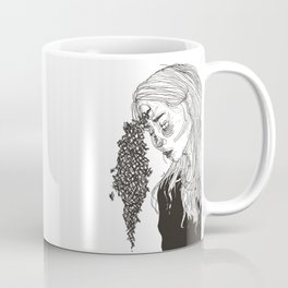 Messed Up Thoughts Coffee Mug