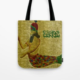 Mesopotamian  God Dagon Tote Bag