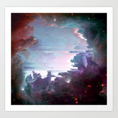 M42 Orion Nebula Art Print