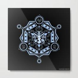 Shiva fayth Metal Print