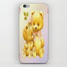 Teddy Bears iPhone & iPod Skin
