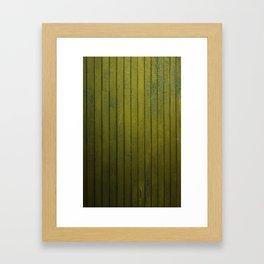 Jade Boards Framed Art Print
