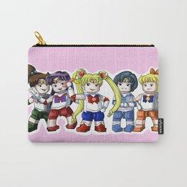 Legolized Sailor Scouts Carry-All Pouch