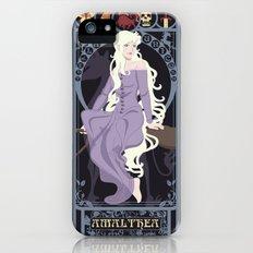 Amalthea Nouveau - The Last Unicorn Slim Case iPhone (5, 5s)