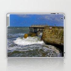 High Tide Whitby Laptop & iPad Skin