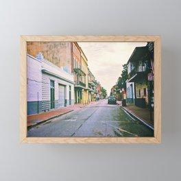 To Miss New Orleans Framed Mini Art Print