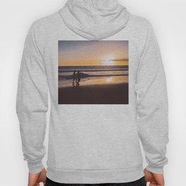 Venice Beach Surfers Hoody