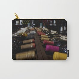 Wine Bottles Carry-All Pouch