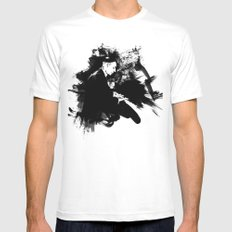 Rachmaninoff Mens Fitted Tee White MEDIUM