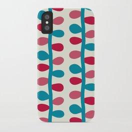 Like a Leaf [colours] iPhone Case
