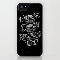 Happiness can be found iPhone (5, 5s) Slim Case