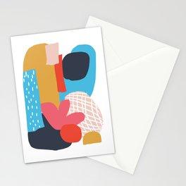 Shape Study 1 Stationery Cards