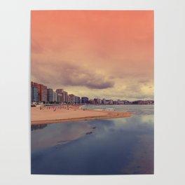 San Lorenzo beach Poster
