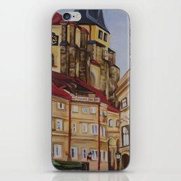Prague, CZ iPhone Skin
