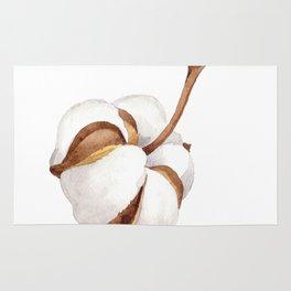 Cotton Flower 01 Rug