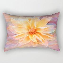 Dahila Delight Rectangular Pillow