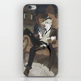 Johnny Knight iPhone Skin