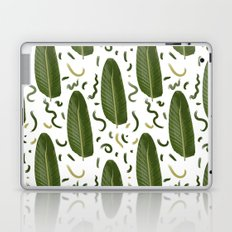 Marching leaves Laptop & iPad Skin