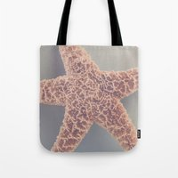 starfish Tote Bags featuring Starfish by Jessica Torres Photography